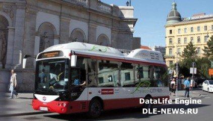 В 2014 году пассажиров по Киеву будут возить электробусы