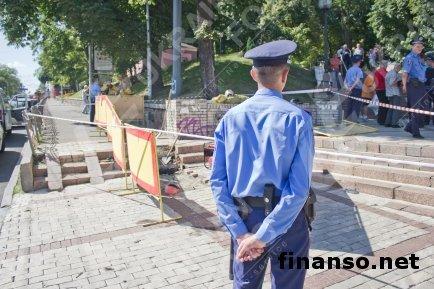 В центре Киева произошел взрыв высоковольтного кабеля – последствия