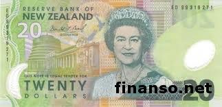 Новозеландский доллар упал во время азиатской сессии - причины