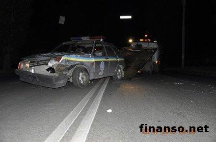 В смертельном ДТП на Винничине, которое устроил СБУшник, погиб милиционер