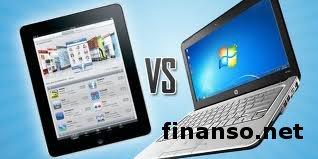 Эксперты: в 2014 году планшеты опередят ноутбуки по продажам вдвое