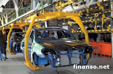 За 8 месяцев в Украине сократилось производство автомобилей на 46 процентов