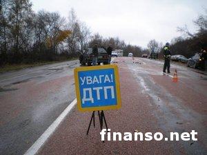 Из-за пьяного водителя 2 несовершеннолетние девушки погибли в ДТП под Киевом