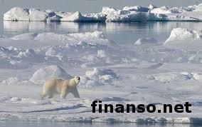 На 60% вырос за лето ледяной покров Арктики