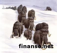 Исследование: в вымирании мамонтов виновато потепление