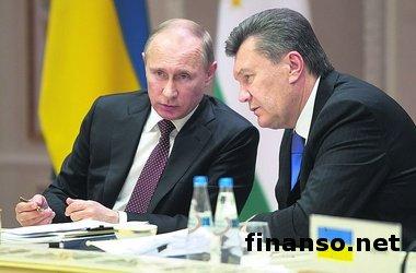 Итоги встречи Януковича и Путина в Москве