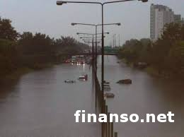 ЧП на Одесщине: Из-за проливного дождя под водой оказались 200 жилых домов