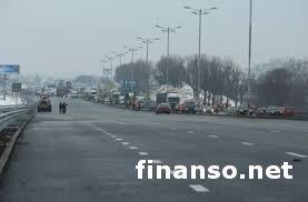 В Киеве проезд по новой кольцевой дороге будет стоить от 6 до 38 гривен