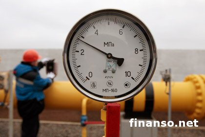 Россия повысила стоимость газа для Республики Беларусь