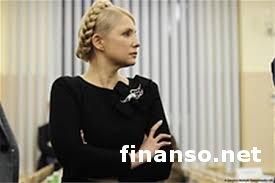 Экс-премьер Ю. Тимошенко написала открытое письмо президенту Януковичу