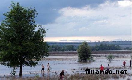 Пострадавшим в Одесской области от наводнения обещают выплатить компенсацию