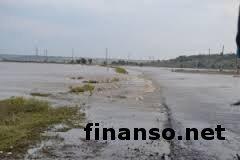 По предварительным данным, убытки от наводнения на Одесщине составляют 170 млн. гривен