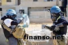 Эксперты ООН подтвердили: В Сирии использовали химическое вещество зарин