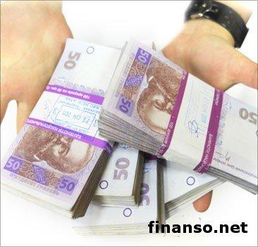 Граждане Украины сделали вклады в банки в гривне в 16 раз больше чем в инвалюте – НБУ