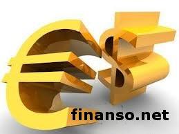 Курс евро незначительно снижается к доллару - причины