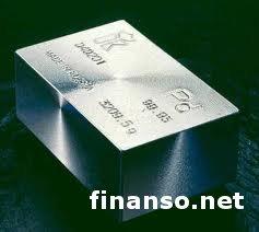 Сегодня впервые за пять недель платина просела ниже ценовой отметки 1392 USD/унция