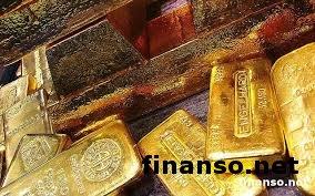 Золото выросло на вчерашних торгах - причины