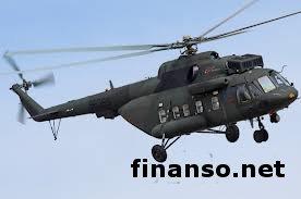 Произведенные в Украине вертолеты полетят в Афганистан и Ирак