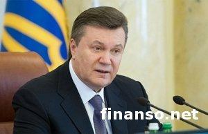 Янукович: Украина может стать лидером среди стран-производителей органической продукции