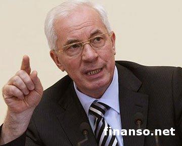 Украина может стать экспортером газа в Европу - Н. Азаров