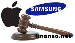 За нарушение патентов Apple компания Samsung выплатит 290 млн. долларов