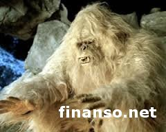 Ученые из США: Найдены доказательства существования Снежного человеа