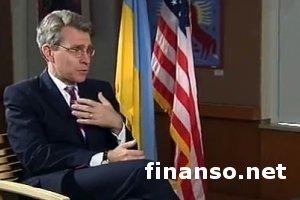 """Посол США пообещал помочь в постепенном """"запуске"""" ЗСТ между Украиной и ЕС"""