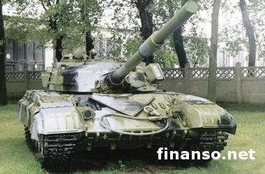 Украина совместными силами с НАТО уничтожит советские танки