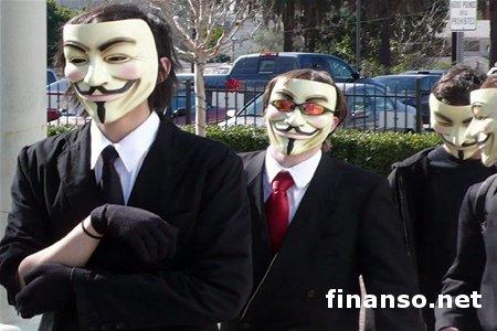 Электронная почта МИД Украины была взломана хакерами Anonymous – СМИ