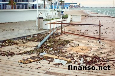Мощное землетрясение произошло в Одессе