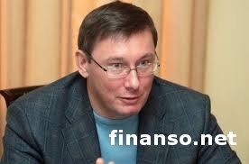 Ю.Луценко убежден, что ближайшим временем Тимошенко освободят из-под заключения