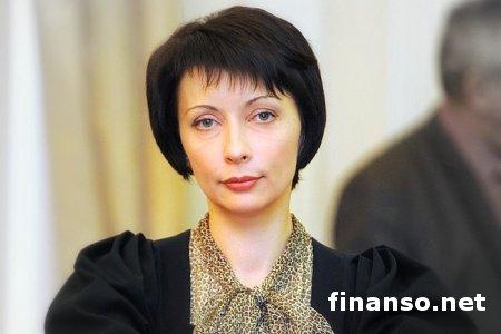 Минюст Украины Е. Лукаш задним числом выделила 309 млн. гривен на ведение госреестров