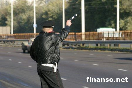 Вопрос повышения штрафов для водителей сегодня рассмотрит Кабмин