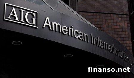 Страховая корпорация AIG сообщила о значительном росте прибыли