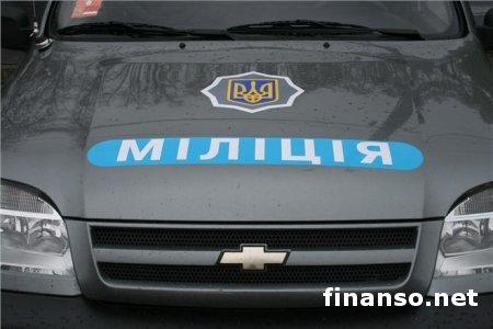 ДТП на Прикарпатье: пьяный сотрудник милиции протаранил электроопору