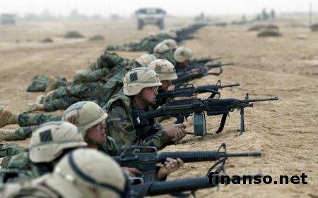 Американская армия по приказу президента готова начать вторжение в Сирию