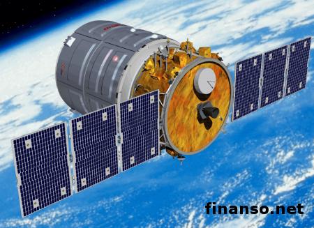 От МКС отстыковался грузовой космический корабль Cungus