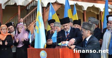 В Бахчисарае состоялась инаугурация нового главы Меджлиса