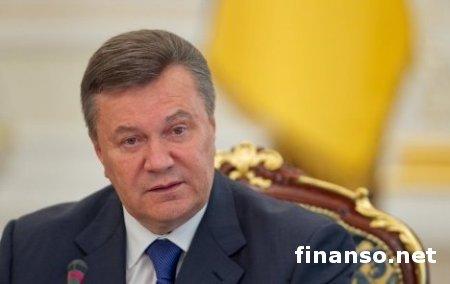 Украинские товары не востребованы на рынке ЕС - Янукович
