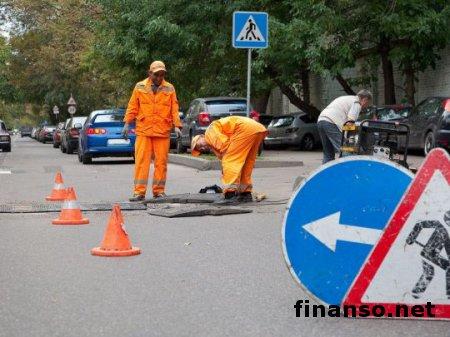"""В """"Киевавтодоре"""" назвали дороги, которые будут ремонтировать до конца года"""