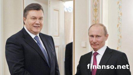 По итогам переговоров в Москве Путин не смог убедить Януковича отказаться от евроинтеграции
