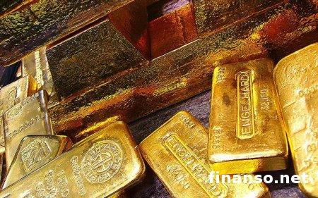В ожидании новостей по монетарной политике ФРС стоимость золота начала увеличиваться