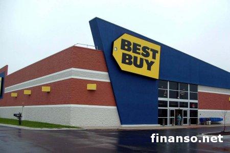 Объем чистой прибыли Best Buy за третий квартал вырос до 54 млн. долларов