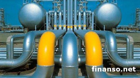 Цена за российский газ для Украины выросла на 30 долларов