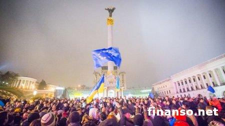 Украина, Польша и Германия собирают митинги в поддержку евроинтеграции