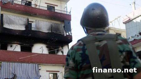 В Ливии из гранатометов атаковали посольство России
