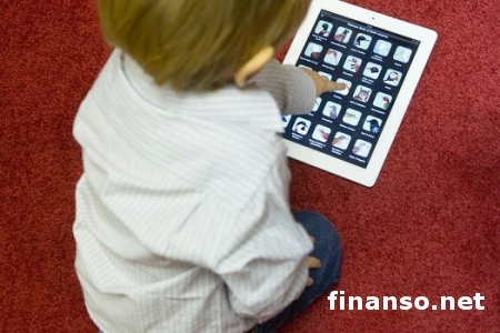 На развитие ребенка планшеты оказывают неблагоприятное воздействие – причины
