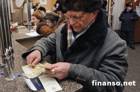 В. Янукович заявил, что в 2014 году пенсионеры будут получать не менее 1 тысячи гривен