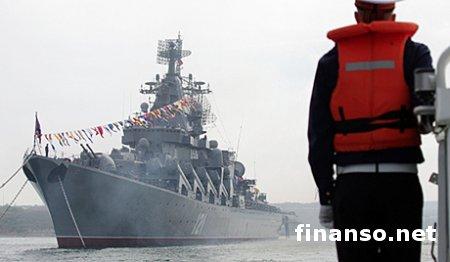 Россия вооружает свой ЧФ грубо нарушая договоренности с Украиной