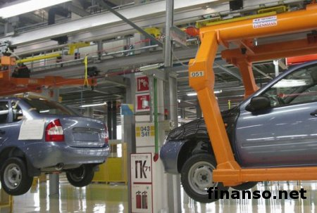 Украина на 60% сократила объем производства автомобилей – причины